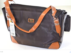 Case Logic Laptop Bag padded seperate device tote fits Upto 15.6 Inch screen bn