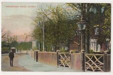 Cranbrook Road Ilford Essex 1907 Postcard, B686