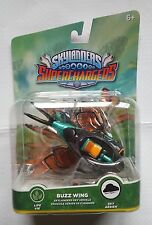 SKYLANDERS SUPERCHARGERS BUZZ WING VERY RARE FREE US SHIPPING