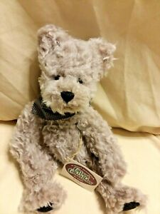 Ganz Cottage Collectibles Scruffy Bear With Tags