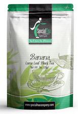 3 oz. Banana Gourmet Loose Black Tea Includes Free Tea Infuser