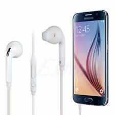 Nell'orecchio cuffia cuffie+Mic Auricolare Per Samsung Galaxy S5 S4 S7 S6 Edge