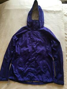 Marmot PreCip Rain Wind Jacket Coat Water Resistant Girls Size M Style# D46200