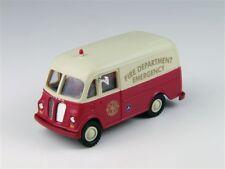 HO Mini Metals 30432 International Metro Van - Fire Department