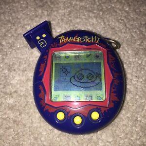 Bandai Wiz Tamagotchi Digital Friend Cyber Pet Toy 2004 WORKING Rare New Battery