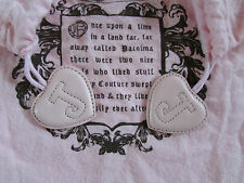 "Juicy Couture Drawstring Fairytale Storage Dust Bag Pink 16"" x 14"" USED"