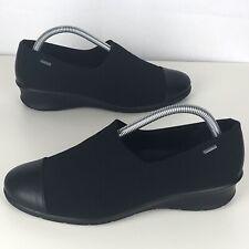 ECCO Felicia Gore-tex GTX Slip On Shoes Size UK 6.5 (eur40) Women's In Black