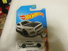 HOT WHEELS 2017 213/365 LC 2017 FORD SHELBY GT350R LONG CARD