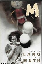 M No.1 / 1990 Fritz Lang & Jon J Muth