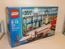 NEW LEGO City Airport 3182 Retired Factory Sealed Box Set
