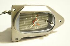 Vintage  Dash Clock 1960-62 Ford Mercury