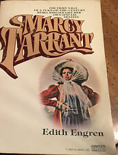 Marcy Tarrant by Edith Engren - 1978 Paperback - FREE SHIPPING!