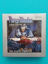 Perry Rhodan Silber Edition 19 Das 2. Imperium 12 CD-Box  ungekürzte Lesung NEU!