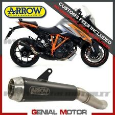 Exhaust Arrow Pro Race Black Ktm 1290 Superduke R 2017 > 2019