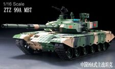 2.4Ghz 1/16 Scale Chinese ZTZ 99A MBT RC Airsoft Battle Tank w/Smoke & Sound RC