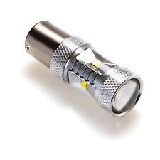 Lumiplux 1156 12V 24V White 6X5W Osram High Power Car LED Light Bulb (Pack of 2)