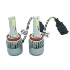 H8 H9 H11 CREE LED Lamp Headlight Kit Car 7600LM 72W Beam Bulbs 12V 6000k White