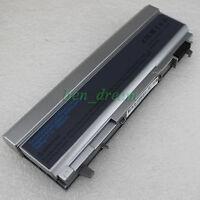 7800mAh Battery For DELL Latitude E6400 E6410 E6500 E6510 Precision M2400 9Cell