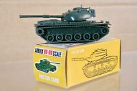 AIRFIX 1653 HO OO SCALE WWII KOREAN WAR AMERICAN ARMY PATTON TANK MODEL MIB np