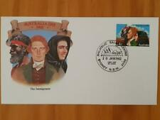 Australian Stamps First Day Cover 20 Jan 1982 Australia Day Freepost In Aust
