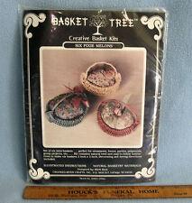 Basket Tree Creative Basket Kit, Six Pixie Melons