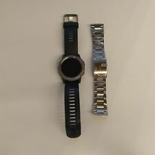 Garmin Fenix 3 Sapphire Titanium Smart Gps Sports Running Swimming Cycling Watch