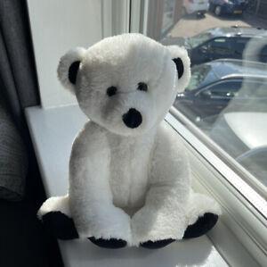 Polar Bear Plush Cuddly Toy