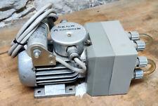 VEB Labor Gasförderpumpe Vakuumpumpe Kompressor