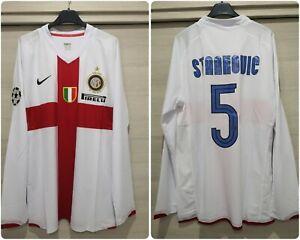 Maglia/Shirt/Camiseta Inter Stankovic Centenario 100 years