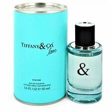 Tiffany & Co. & Love for Him Eau de Toilette 50 ml für Herren - NEUHEIT 2020