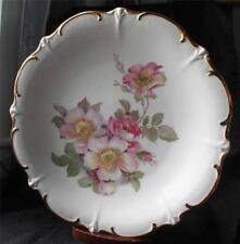 """Vintage SCHUMANN ARZBERG Bavaria Germany WILD ROSE 12""""d Serving Platter Plate"""