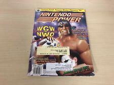 Nintendo Power Magazine Issue Volume 105 w/ Poster Feb 1998 WCW vs. NWO