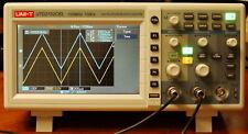 Uni-T UTD2102CEL 100 MHz Digital-Oszilloskop, Neu, OVP