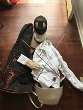 Absolute Fencing Equipment Set