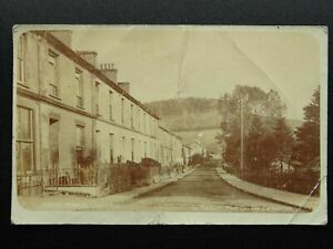 Wales Ceredigion LAMPETER Station Terrace c1905 RP Postcard by Excelsior
