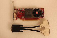 ATI Radeon HD 2400 XT 256MB DDR2 SDRAM DMS-59 Graphics Card w/ S-Video