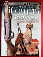 American Rifleman Magazine Jan 2020 World's Oldest Largest Firearm Authority NRA