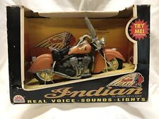 """FunRise """"Indian"""" Motorcycle Model (still in box)"""