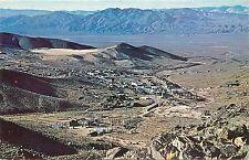 Vintage Postcard Randsburg CA Gen'l Fremont Encamped Here Kern Co. Mining Town
