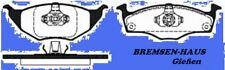 Bremsbeläge vorne VW Lupo  1,2 TDi 3L  Bj 99-05