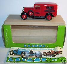 ELIGOR CITROEN CAMIONNETTE 500 KG 1934 REXOR AUTOTINT REF 1505 1/43 IN BOX