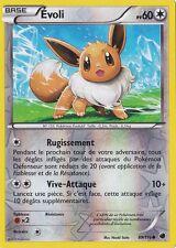 Evoli Reverse - N&B:Glaciation Plasma - 89/116 - Carte Pokemon Neuve Française