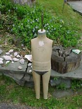 1920s WOLF Model Form Co DRESSMAKERS Store Display CHILD MANNEQUIN 31
