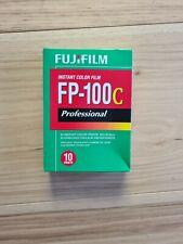 Fujifilm FP-100c polaroid film unopened expired 2012