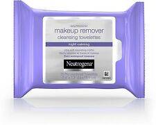 Neutrogena Makeup Remover Cleansing Towelettes Night Calming 25 ea