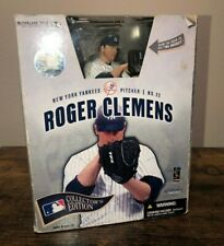 Roger Clemens McFarlane Collectors Edition 2006 MLB NIB Figure (BB2)