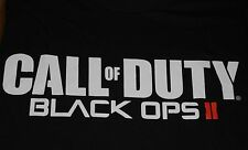 Call of Duty - Black Ops 2 logo t-shirt - L size - Activision - Square Enix