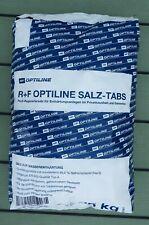 R+F Optiline Salz-Tabs  DIN EN973 Enthärtungsanlagen Siedesalz Tabletten