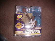 MCFARLANE NBA 22*DWIGHT HOWARD*WHITE LAKERS JERSEY COLL LEVEL 941/1000**QQ