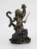 Hercules Battling The Hydra Statue figurine Sculpture